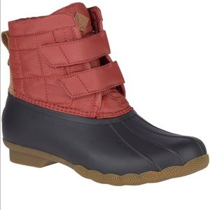 Sperry Saltwater Jetty Duck Boots
